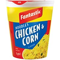 Fantastic Chicken and Corn Cup Noodles 70 g, 70 g