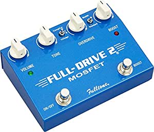 fulltone fulldrive2 mosfet overdrive boost pedal musical instruments. Black Bedroom Furniture Sets. Home Design Ideas