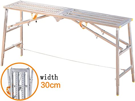 XIA Ingeniería Escalera 30x120cm doble apoyo antideslizante ...