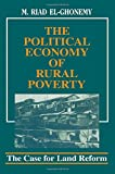 img - for The Political Economy of Rural Poverty: The Case for Land Reform book / textbook / text book