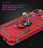 BestShare for Samsung Galaxy A20 Case & Tempered