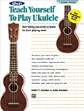 Alfred's Teach Yourself to Play Ukulele, C-Tuning, Alfred Publishing Staff, 0739077538