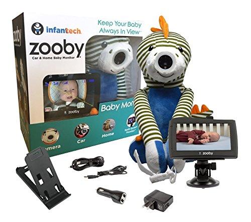 Infanttech Award Winning Zooby 4.3