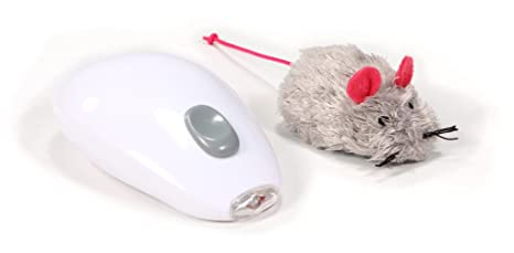 SmartyKat runawayrascal Control remoto ratón gato juguete