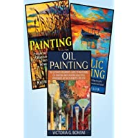 The Ultimate Paining Crash Course: Learn to Master Painting, Acrylic Painting and Oil Painting in 24 Hours or Less! (Nutribullet - Nutribullet Recipes ... Nutribullet Smoothies - Nutribullet Cookbook)