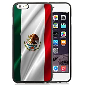 New Fashion Custom Designed Skin Case For iPhone 6 Plus 5.5 Inch With Flag of Mexico Phone Case Cover
