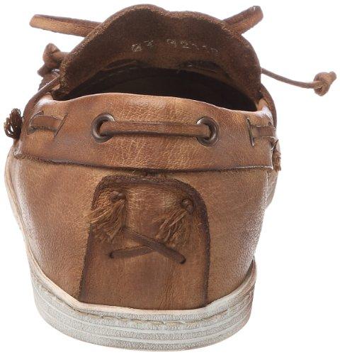 Sax 12113 Herren Flache Schuhe Teak (Bufalo teck)