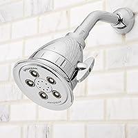 Speakman Hotel Pure S 2005 Hbf Filtered Shower Head 2 5 Gpm Polished Chrome Amazon Com