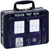 Dr Who Tardis Collectors Tin Card Game