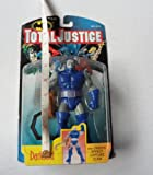 darkseid figure - JLA Total Justice Darkseid 1996 Action figure - with Omega Capture Claw by Kenner