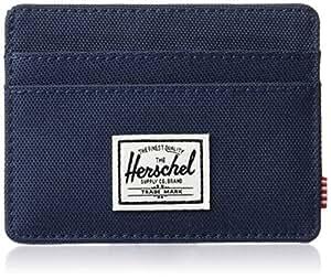 Herschel Charlie Rfid Wallet Navy: Amazon.es: Ropa y accesorios