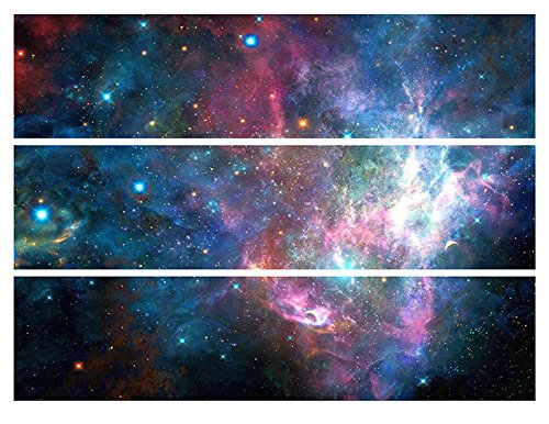 Galaxy Edible Frosting Image Cake Strip Borders-3/page for $<!--$9.99-->