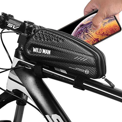 BWBIKE Bolsa de Almacenamiento de Bicicletas en Bicicleta Bolsa de ...
