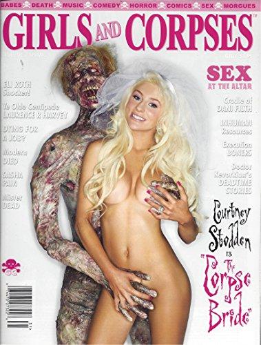 Girls   Corpses Courtney Stodden Cradle Of Filth Dani Filth Summer 2014
