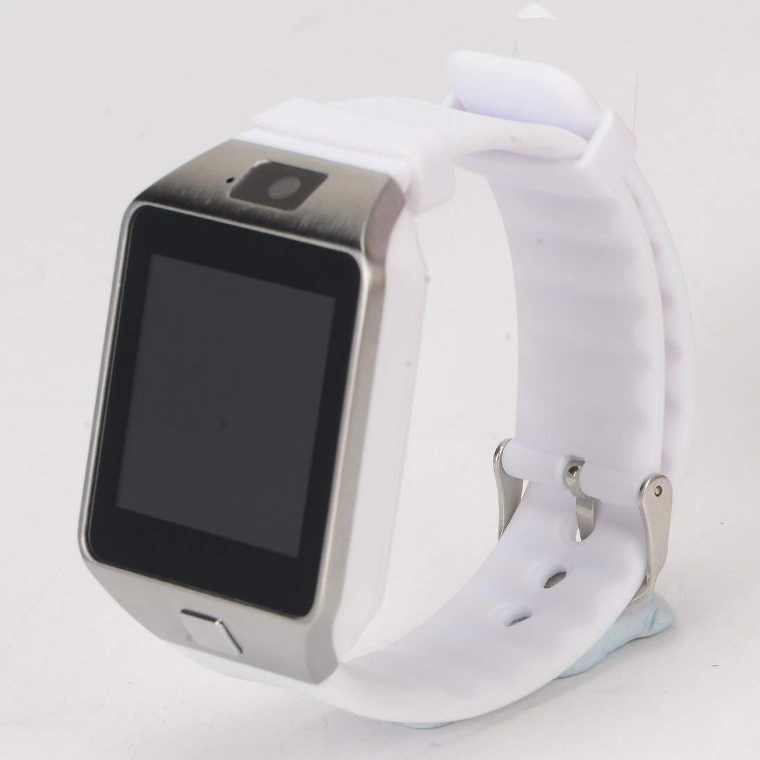 WEIHAN Niños Reloj Inteligente para Adultos Smartwatch DZ09 ...