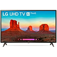 LG 43UK6300PUE 43-Inch 4K LED UHD TV Deals