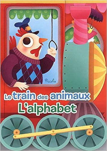 Livres gratuits Le train des animaux : L'alphabet pdf, epub