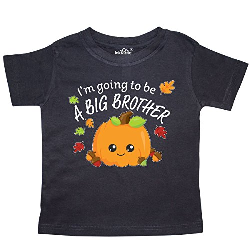 inktastic - I'm Going to be a Big Brother- Cute Toddler T-Shirt 2T Black 2bd35