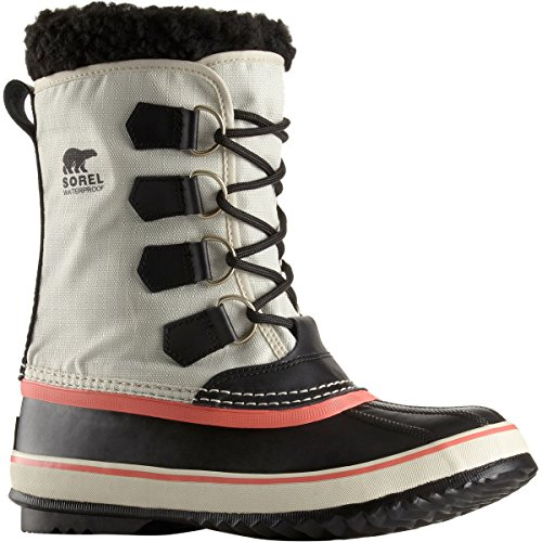 Sorel Women's Winter Carnival Snow Boot, White, 8.5 D US