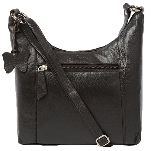 Ashwood Leather ,  Damen Schultertasche