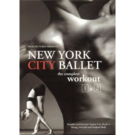 New York City Ballet: The Complete Workout, Vol. 1 and 2 / DVD