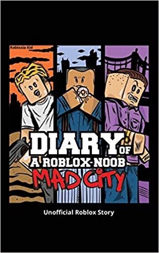 Diary of a Roblox Noob: Mad City (Roblox Book 3): Amazon.es ...