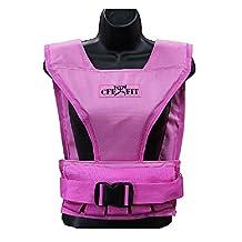 CFF Women's Pink Weight Vest - 22 Pound