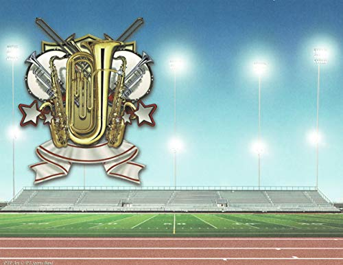 Sports Band - Personalized ANY First Name Meaning Keepsake Print 8.5
