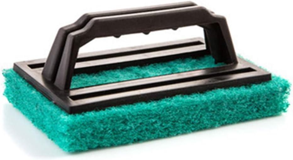 Reinigungsschwammb/ürste blau leicht ergonomisch f/ür Whirlpools Free Size Schwimmb/äder