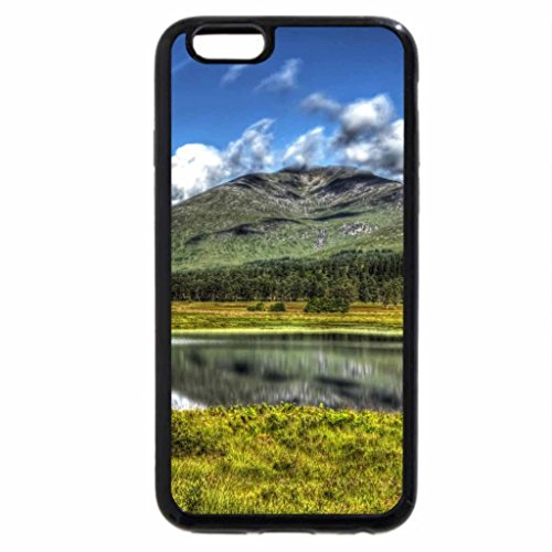 iPhone 6S / iPhone 6 Case (Black) gorgeous loch tulla in scotland hdr