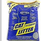 PETTEX CAT LITTER 3KG, 5KG,10KG OR 20KG – CAT LITTER- MINERAL – FULLERS EARTH (5KG)