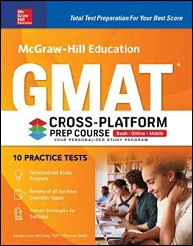 Mcgraw hill education gmat cross platform prep course eleventh mcgraw hill education gmat cross platform prep course eleventh edition 11th edition fandeluxe Image collections