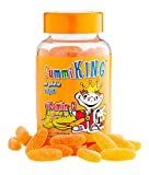 Gummi King Vitamin-C Supplement, Orange, 60 Count