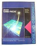 Advanced Turbo Pascal, Herbert Schildt, 0078812836