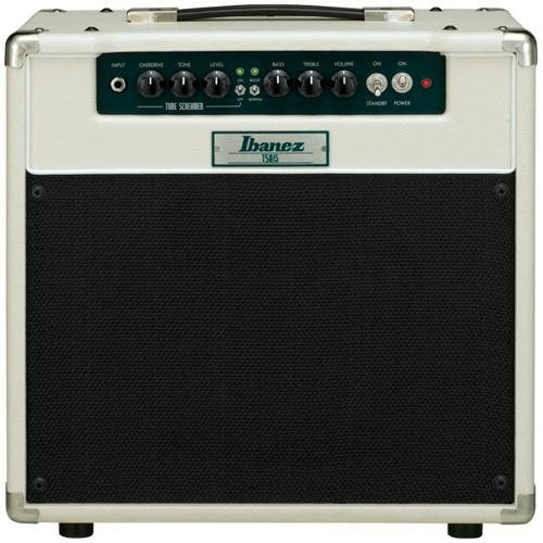 Ibanez TSA15 1 x 12 15-Watt All-Tube Combo Guitar Amplifier