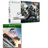 Xbox One S 1TB Console - Gears of War 4 Bundle + Forza Horizon 3