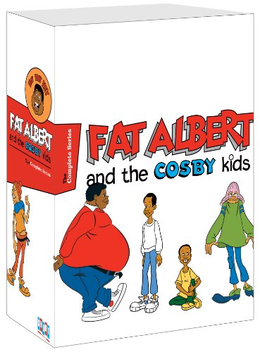 Complete Fat - Fat Albert and the Cosby Kids: The Complete Series