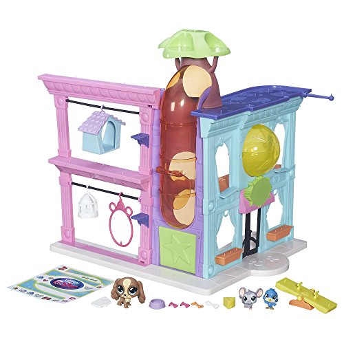Littlest Pet Shop Pet Shop Playset (Nutmeg Sheet)