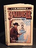 Border War, J. D. Hardin, 0425116948