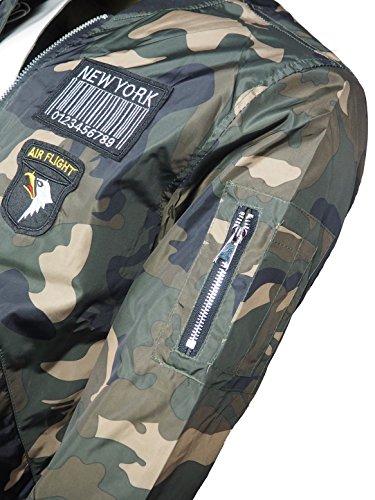 Army Green Uomo Giacca Dostilus Dt q6wpRPZq