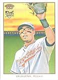 2009 Topps 206 Baseball Rookie Card IN SCREWDOWN CASE #164 Luis Valbuena Mint