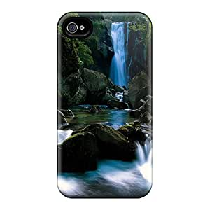 Shock-dirt Proof River In The Mountain Cases Covers For Iphone 6