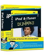 iPod & iTunes For Dummies, DVD + Book Bundle