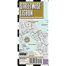 Streetwise Lisbon Map - Laminated City Center Street Map of Lisbon, Portugal: Folding Pocket Size Travel Map