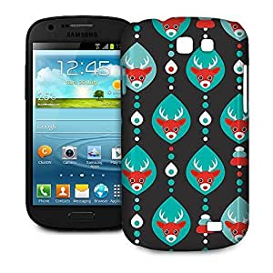 Phone Case For Samsung Galaxy Express - Reindeer Christmas Baubles Snap-On Hardshell