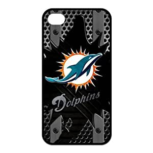 Pink Ladoo? ipod touch4 Case Phone Cover NFL Team Miami Dolphins