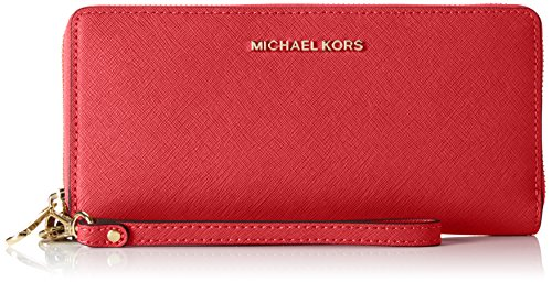 Michael Kors Red Handbag - 4