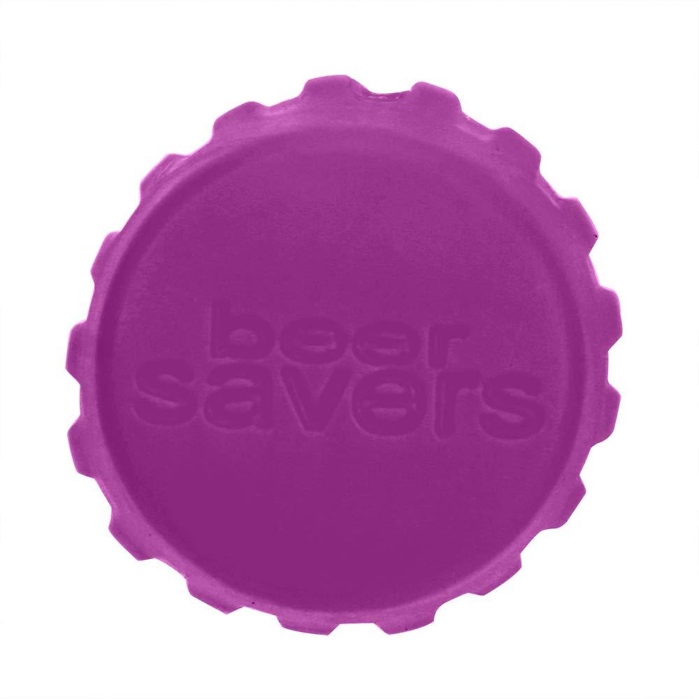 Accesorios de Cocina Holdream Juego de 6 Tapas para Botellas de Cerveza Colores Variados