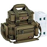 Piscifun Outdoor Fishing Tackle Box Bag Military-Grade Multifunctional Large Storage Tackle Pack