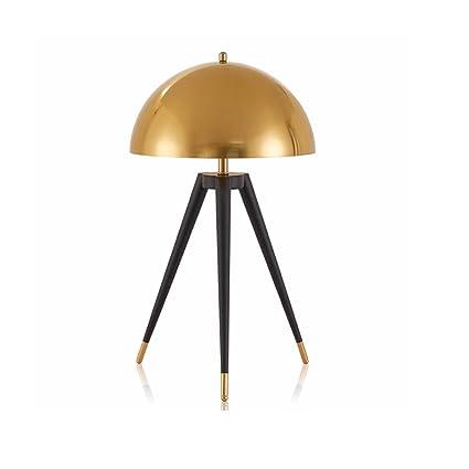 TL- Lámpara de mesa estilo postmodernista Material de hierro ...